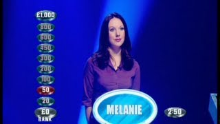 Weakest Link - 29th January 2001