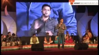 Major Gaurav Arya speaking at Yeh Dharti Hai Balidaan Ki, Nagpur, 26 Jan 2017