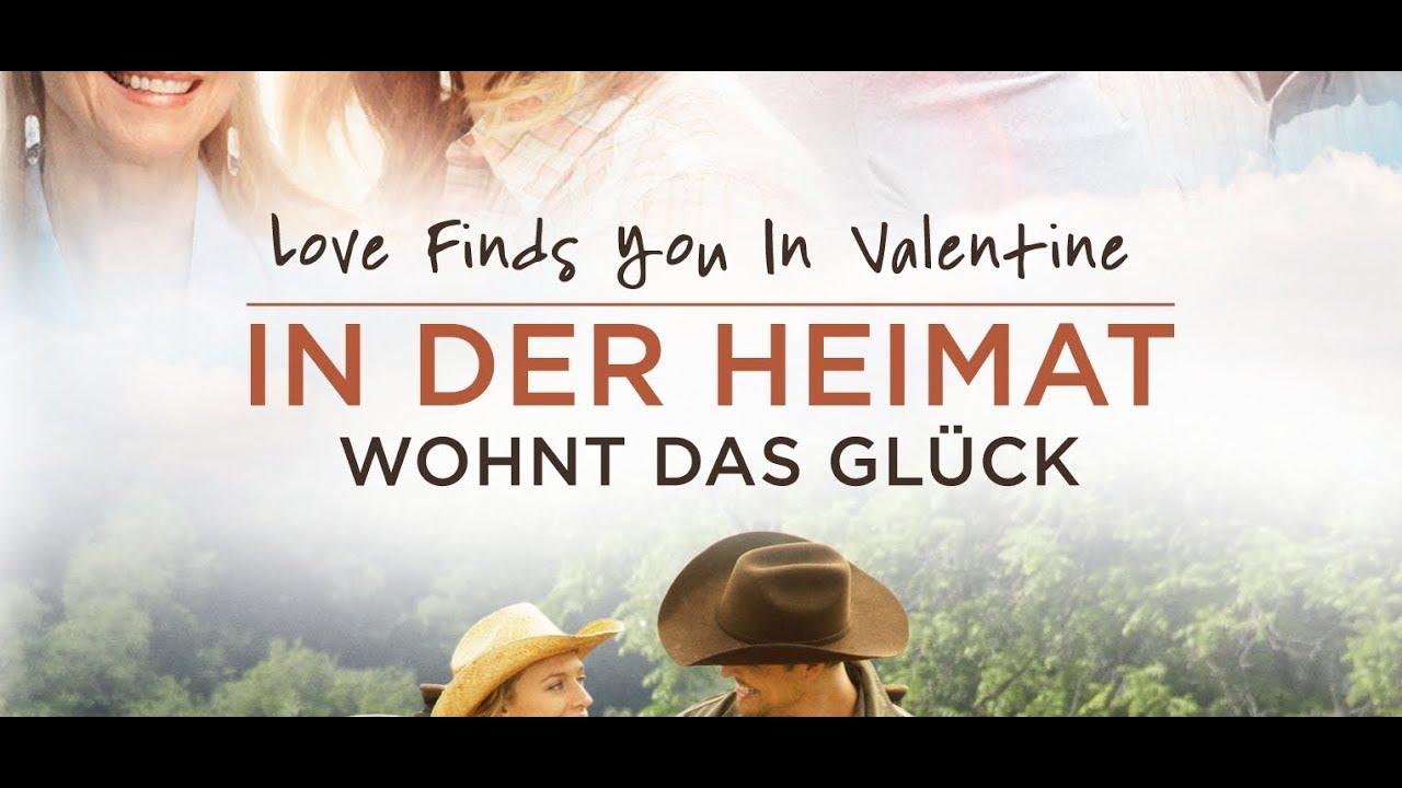 Film In Der Heimat Wohnt Das Gluck Trailer Deutsch Youtube