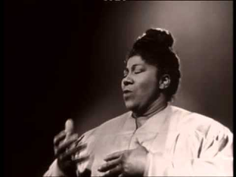 Mahalia Jackson He's got the whole world in His hand