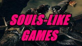 Что такое Souls-Like Games?