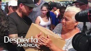 Daddy Yankee es el vivo ejemplo de generosidad en Puerto Rico