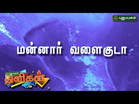 வியக்கவைக்கும் மன்னார் வளைகுடா .. | Puthuyugam Thuligal | PuthuyugamTV