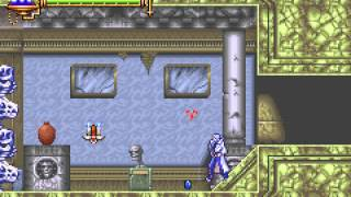 Castlevania - Aria of Sorrow - Castlevania Aria of Sorrow Part One - User video