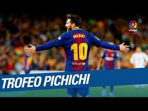 Lionel Messi - Trofeo Pichichi LaLiga Santander 2017/2018