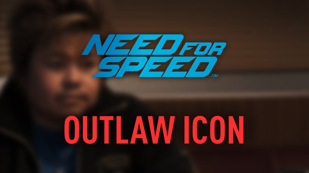 Need for Speed Icons - Morohoshi San - The outlaw icon of the 2015 street racing game, Need for Speed.