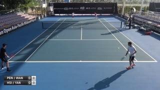 Australian Open 2019 Asia-Pacific Wildcard Play-off | Court 5 - 29 Nov