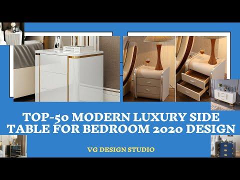 TOP-50 SIDE STOOL  NEW  DESIGN 2020 FOR BED & SOFA|| VG DESIGN STUDIO||