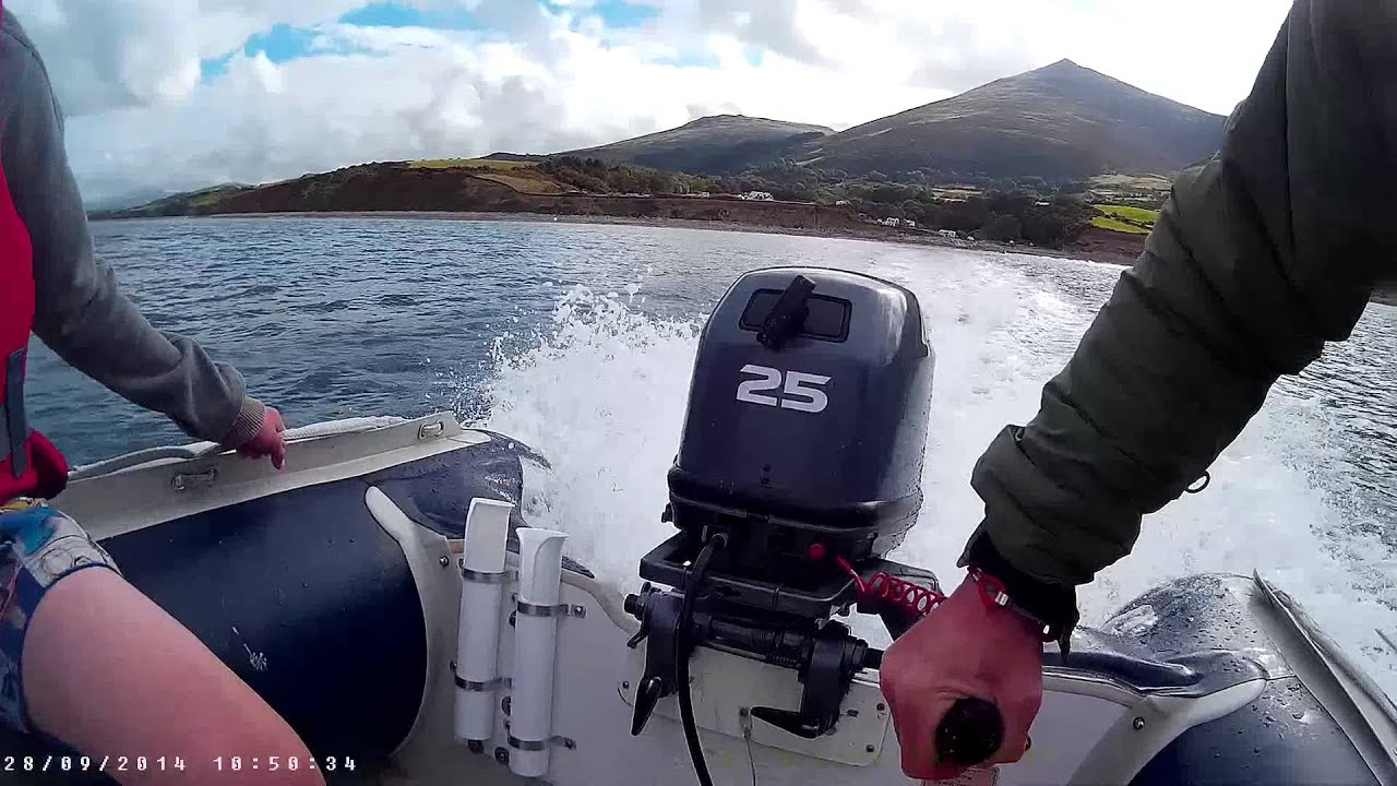 Yamaha 25hp 2stroke outboard problem youtube for 25 hp outboard motor reviews