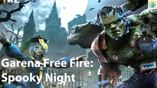Garena Free Fire: Spooky Night for Android Gameplay