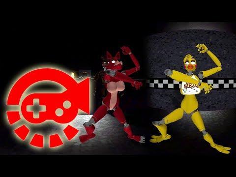 360° Video - FNAF's Sexy Gangnam