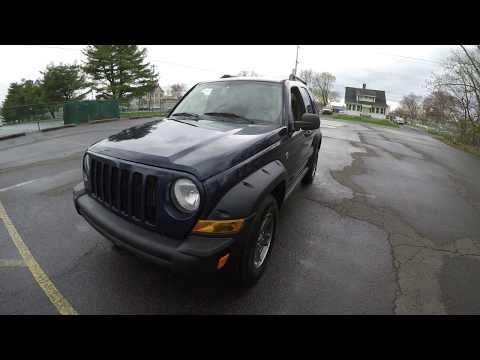 2006 Jeep Liberty Read Owner And Expert Reviews Prices Specs
