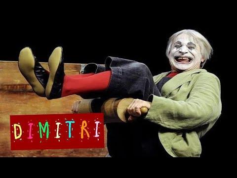 """Clown Dimitri - """"Le Porteur"""" (1988)"""