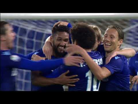Lazio - Cittadella 2 - 1 - Highlights - TIM CUP 2017/18