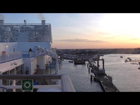 Brittany Ferries - Pont Aven - Portsmouth to St Malo