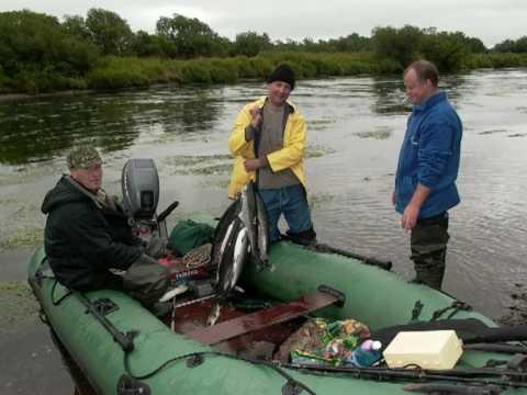 рыбалка в оссоре