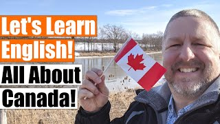 🍁 An English Lesson About the Country of Canada 🍁