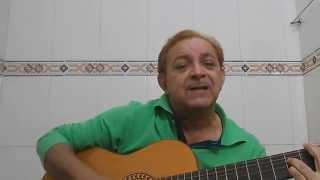 """CANTANDO NO BANHEIRO """"BOI DA CARA BRANCA"""" VICENTE TELLES"""