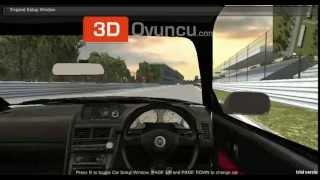3D Araba Kullanma - 3D Oyuncu