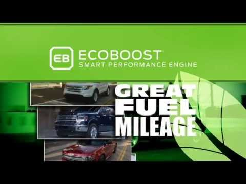 Bill Knight Ford in Tulsa, OK. offers fuel saving technology with EcoBoost Engine