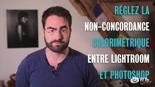Non-concordance des profils incorporés entre Lightroom et Photoshop. Finissez en ! - F/1.4 wiki