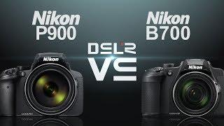 Nikon CoolPix P900 vs Nikon CoolPix B700