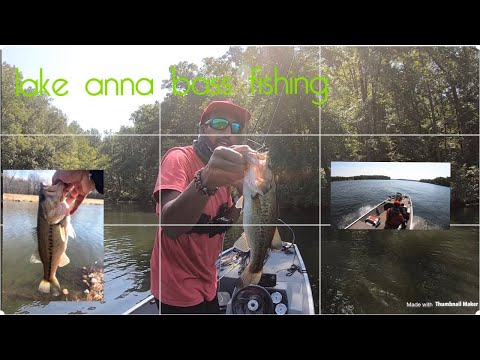 I REALLY Need To Figure This Place Out!! LAKE ANNA Bass Fishing!