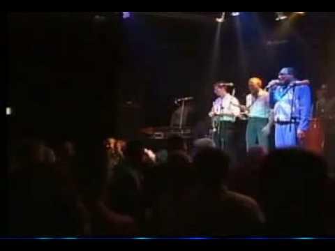 Dr Ring Ding & Derrick Morgan : Rude Boy Style Live