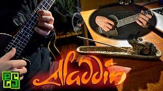 Arabian nights (Aladdin) - укулеле дуэт (cover, мультфильм Disney) ukulele табы/ноты tab