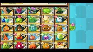 Plants Vs Zombie 2 Mod Apk Max Plants 999999 Sun O No Reload Unlock All