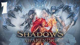 Shadows: Awakening Walkthrough Gameplay Part 1 - No Commentary (PC)