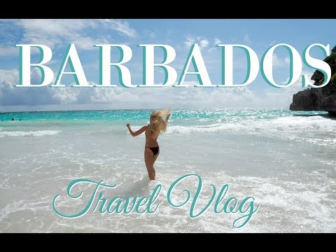 Barbados Travel Vlog - Sun, Sea, Sand & RUM!   |   Fashion Mumblr