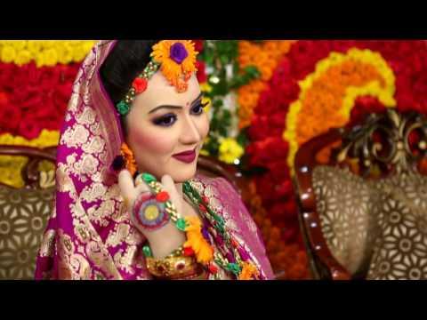 Holud Cerfemony Of Shanju & Pritu