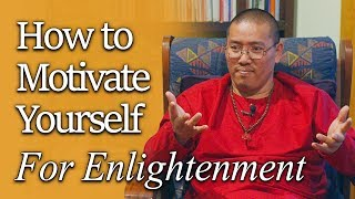 Gambar cover How To Motivate Yourself - The Secret For Spiritual Enlightenment