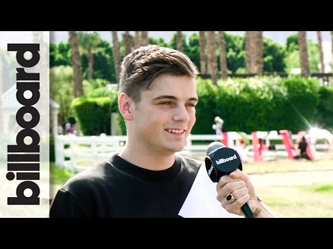 Martin Garrix on Performing 'Scared to be Lonely' with Dua Lipa at Coachella | Billboard