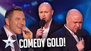 This guy is a standup PRODIGY! | Auditions | BGT Series 9