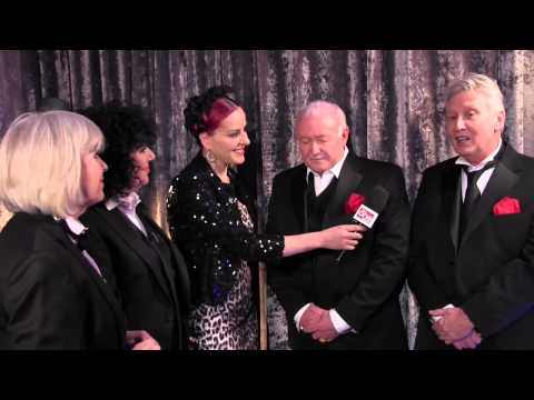 ESCKAZ in London: BBC interview with Brotherhood of Man (UK 1976)
