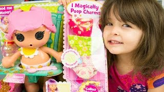 Lalaloopsy Babies Diaper Surprise Blossom Flowerpot Doll Lalaloopsy Toys