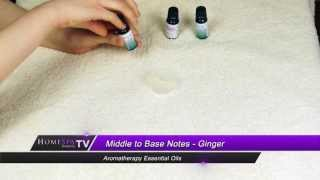 Aromatherapy Essential Oils - Middle to Base Notes Thumbnail