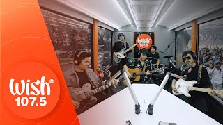 "Callalily performs ""Reserba"" LIVE on Wish 107.5 Bus"