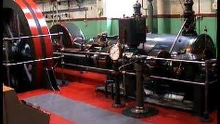 "Steam engine ""Creamoata"" Porridge Oats Mill"
