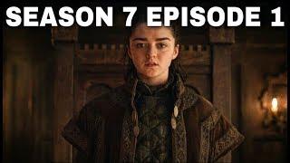 Season 7 Episode 1 Leaks - Game of Thrones Season 7 Episode 1