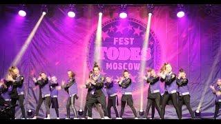 батл, TODES-Вавилова,  фестиваль TODES в Москве, 13 декабря 2016