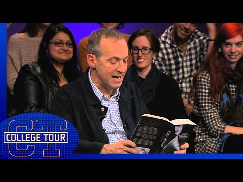 David Sedaris reads 50 Shades of Grey