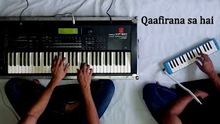 Kedarnath | Qaafirana | pianica piano cover | instrumental song