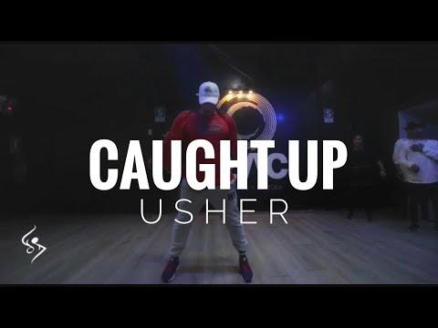 Caught Up  Usher  Choreography : @jeremyIturri