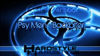 Psy Man - Backbiter (Hardstyle) // HD
