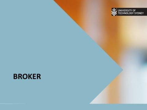 Patterns   Broker