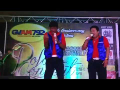 Tong-Its DUO at Kapampangan Ku, Pagmaragul Ku Concert of GVAM 792