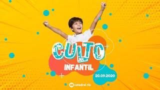 Culto Infantil | Igreja Presbiteriana do Rio | 20.09.2020